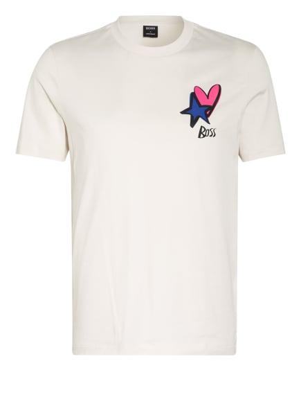 BOSS T-Shirt TIBURT, Farbe: WEISS (Bild 1)