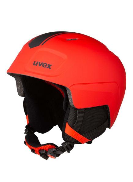 uvex Skihelm HEYYA PRO, Farbe: ROT (Bild 1)