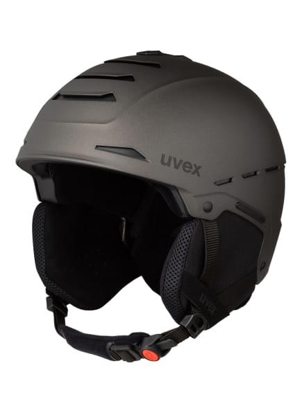 uvex Skihelm LEGEND, Farbe: DUNKELGRAU (Bild 1)