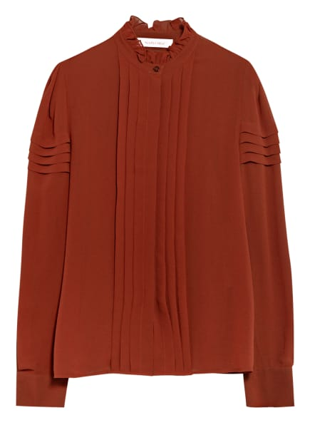 SEE BY CHLOÉ Bluse, Farbe: BRAUN (Bild 1)