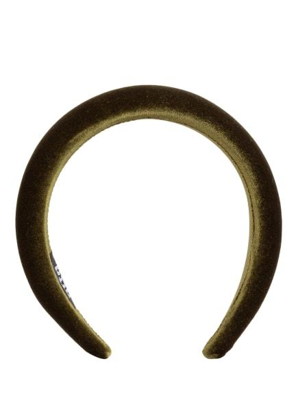 gftd Haarreif, Farbe: OLIV (Bild 1)