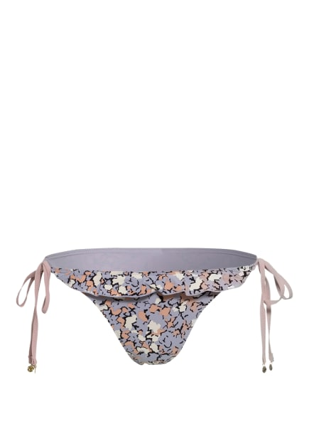 LOVE Stories Bikini-Hose VANITY , Farbe: HELLLILA/ CREME/ NUDE (Bild 1)