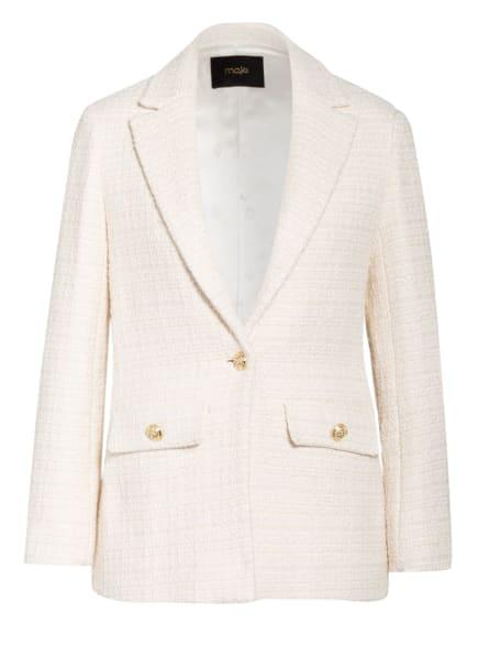 maje Tweed-Blazer CANDRA, Farbe: ECRU (Bild 1)