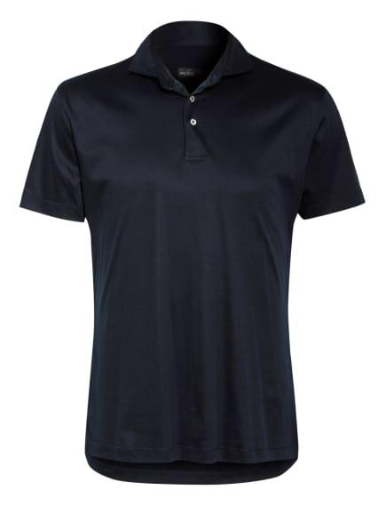 van Laack Jersey-Poloshirt PESO , Farbe: DUNKELBLAU (Bild 1)