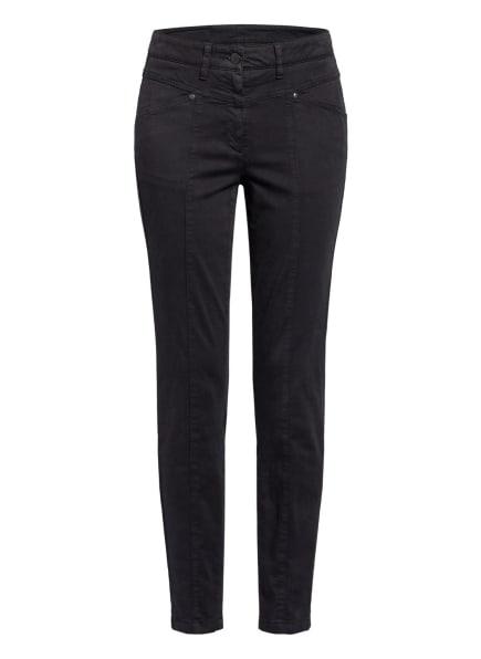 LUISA CERANO Skinny Jeans, Farbe: 1 BLACK (Bild 1)