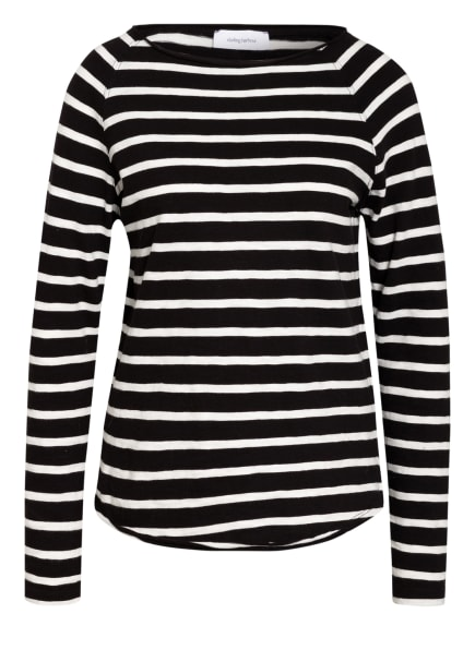 darling harbour Longsleeve, Farbe: SCHWARZ/ WEISS (Bild 1)