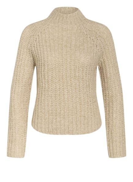 VINCE Pullover mit Merinowolle, Farbe: CREME (Bild 1)