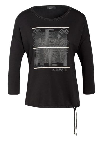 monari Shirt mit 3/4-Arm, Farbe: SCHWARZ (Bild 1)