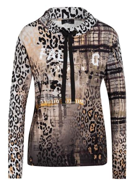 monari Sweatshirt, Farbe: CAMEL/ SCHWARZ/ DUNKELGELB (Bild 1)