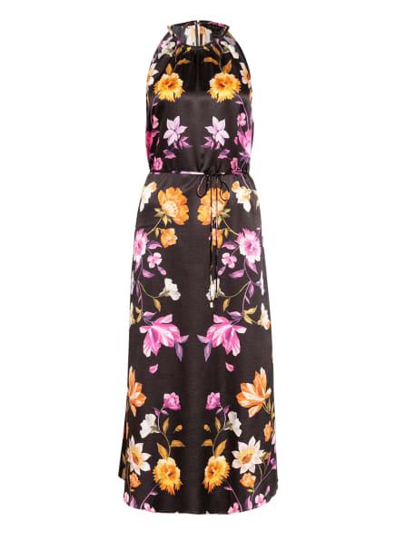 TED BAKER Kleid MEGARRA, Farbe: SCHWARZ/ PINK/ ORANGE (Bild 1)
