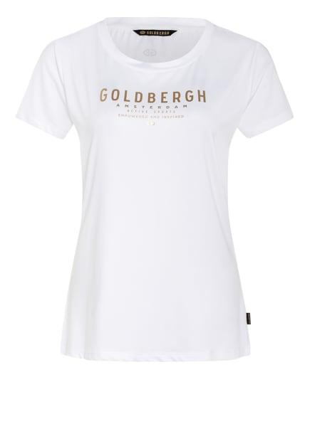GOLDBERGH T-Shirt DAISY, Farbe: WEISS (Bild 1)