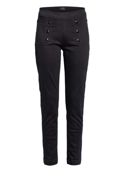 RAFFAELLO ROSSI 7/8-Jeans JOVA , Farbe: SCHWARZ (Bild 1)