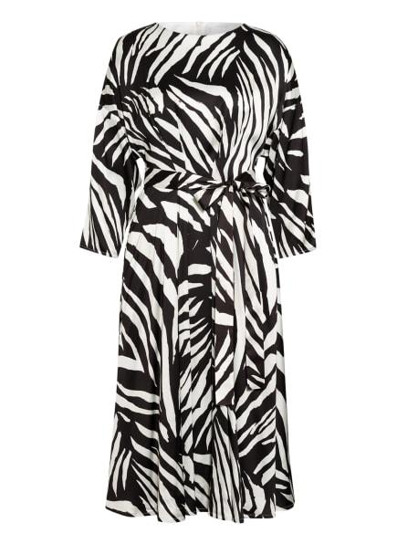 BOSS Kleid DAVERY, Farbe: SCHWARZ/ WEISS (Bild 1)