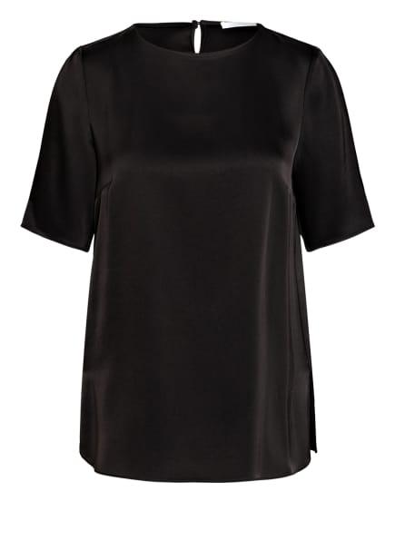 BOSS Blusenshirt ISATINA, Farbe: SCHWARZ (Bild 1)
