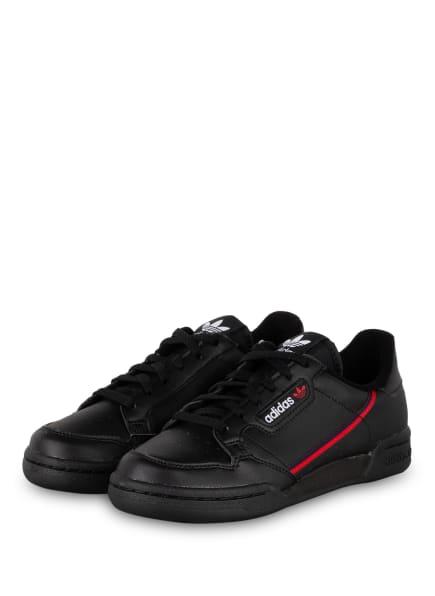 adidas Originals Sneaker CONTINENTAL 80, Farbe: SCHWARZ (Bild 1)