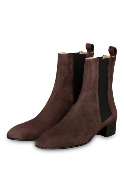 CAIMAN Chelsea-Boots GIORGIO , Farbe: DUNKELBRAUN (Bild 1)