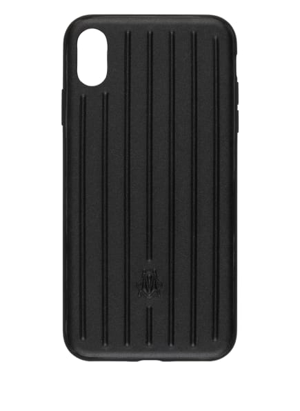 RIMOWA Smartphone-Hülle GROOVE, Farbe: SCHWARZ (Bild 1)