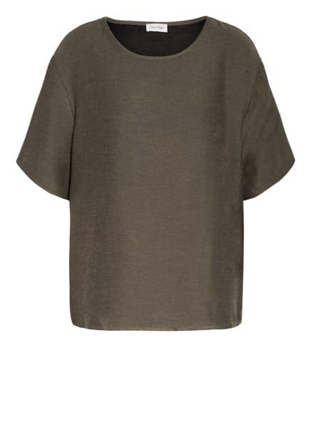 American Vintage Oversized-Shirt , Farbe: OLIV (Bild 1)