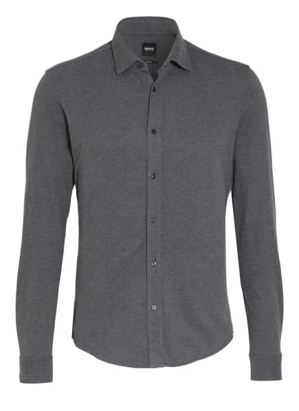 BOSS Hemd MYPOP Slim Fit, Farbe: GRAU (Bild 1)