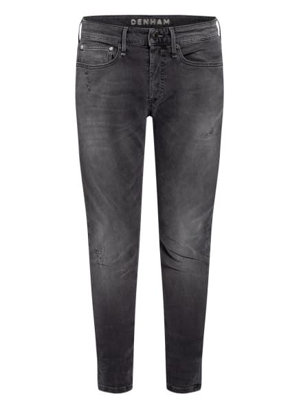 DENHAM Destroyed Jeans BOLT Skinny Fit, Farbe: 2 BLACK (Bild 1)