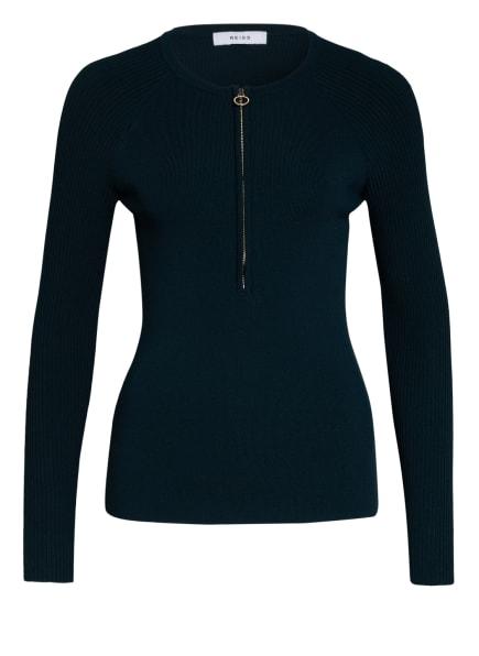 REISS Pullover LEXI, Farbe: PETROL (Bild 1)