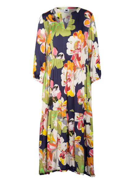 floer Kleid, Farbe: BLAU/ HELLGRÜN/ WEISS (Bild 1)