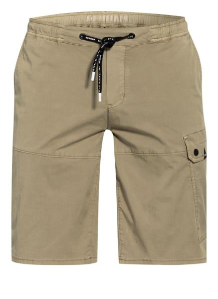 DENHAM Cargo-Shorts KINETIC, Farbe: BEIGE (Bild 1)