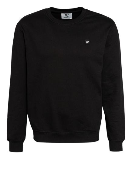 WOOD WOOD Sweatshirt, Farbe: SCHWARZ (Bild 1)