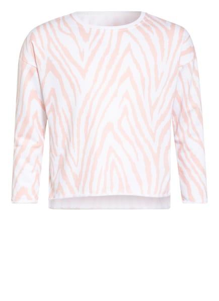 Juvia Sweatshirt , Farbe: WEISS/ NUDE (Bild 1)