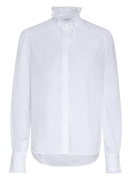 IVY & OAK Bluse, Farbe: WEISS (Bild 1)
