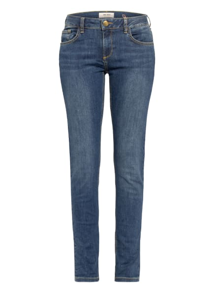 MOS MOSH Skinny Jeans SUMNER FAVORITE , Farbe: 410 BLUE DENIM (Bild 1)
