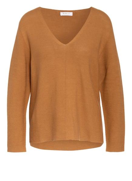 rich&royal Pullover, Farbe: CAMEL (Bild 1)
