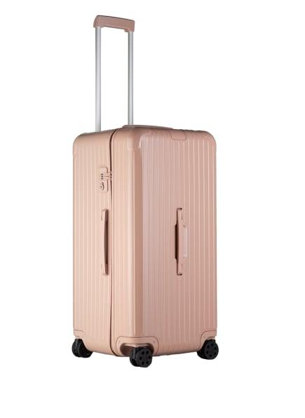 RIMOWA ESSENTIAL TRUNK PLUS Multiwheel® Trolley, Farbe: ROSÉ (Bild 1)
