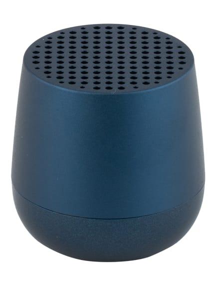 PRINTWORKS Bluetooth-Lautsprecher MINO, Farbe: DUNKELBLAU (Bild 1)