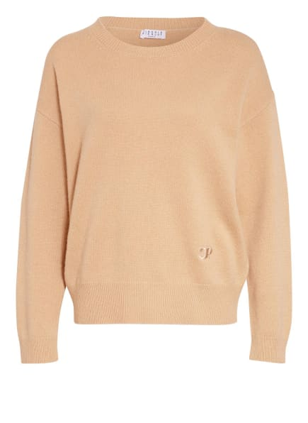 CLAUDIE PIERLOT Cashmere-Pullover MADI, Farbe: CAMEL (Bild 1)
