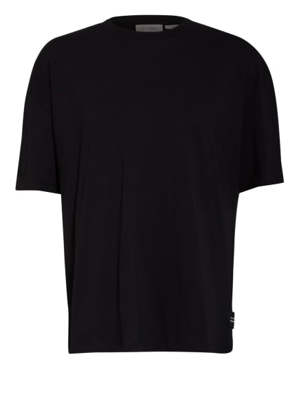 ER ELIAS RUMELIS Oversized-Shirt SIDNEY, Farbe: SCHWARZ/ SILBER (Bild 1)