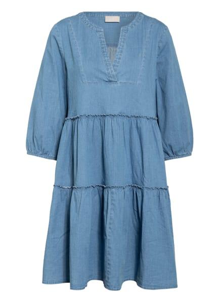 Mrs & HUGS Kleid, Farbe: BLAU (Bild 1)