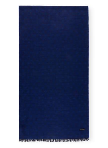 TED BAKER Schal WRAPUP, Farbe: DUNKELBLAU (Bild 1)