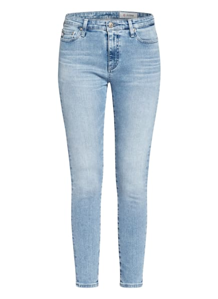 AG Jeans Skinny Jeans AARAN, Farbe: 26YSKI LIGHT BLUE (Bild 1)