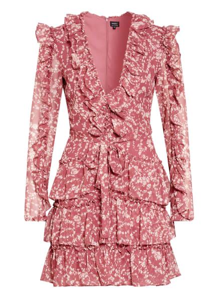 BARDOT Kleid ALESSIA , Farbe: ALTROSA/ NUDE (Bild 1)