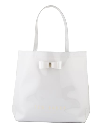 TED BAKER Shopper HANACON LARGE, Farbe: HELLGRAU (Bild 1)