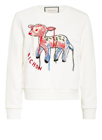 GUCCI Sweatshirt, Farbe: ECRU (Bild 1)