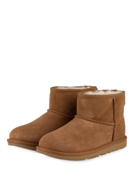 UGG Boots CLASSIC MINI II, Farbe: COGNAC (Bild 1)