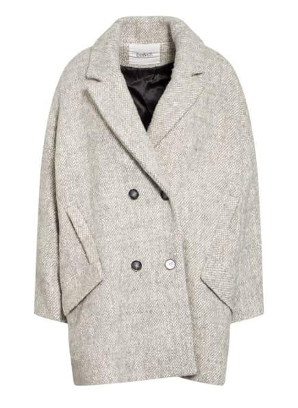 ba&sh Oversized-Mantel CHARLY, Farbe: WEISS/ HELLGRAU (Bild 1)