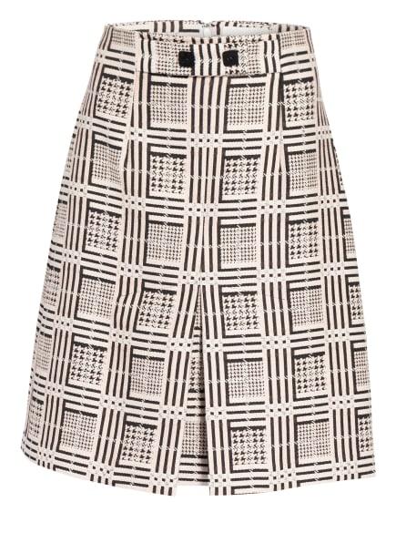 damsel in a dress Tweed-Rock AERIN, Farbe: CREME/ SCHWARZ (Bild 1)