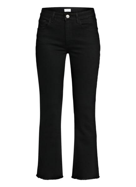 CLAUDIE PIERLOT 7/8-Jeans PARESSEUX, Farbe: B001 BLACK (Bild 1)