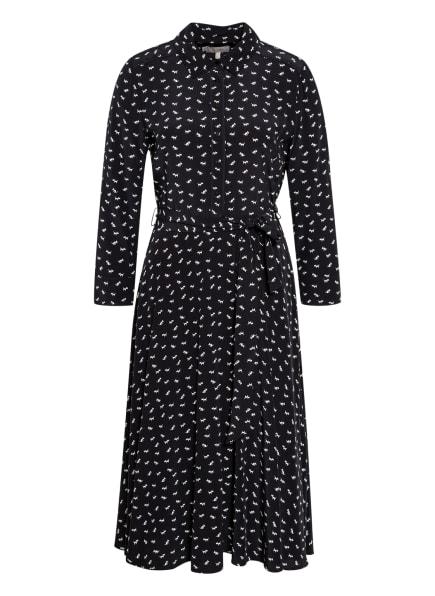 HOBBS Kleid EMMALINE mit 3/4-Arm, Farbe: SCHWARZ/ WEISS (Bild 1)