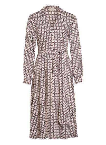Phase Eight Kleid NELLIE, Farbe: CREME/ SCHWARZ/ ROT (Bild 1)