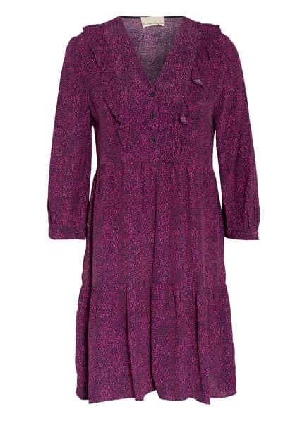Phase Eight Kleid PENNY mit 3/4-Arm, Farbe: FUCHSIA/ SCHWARZ (Bild 1)