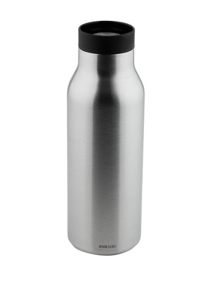 eva solo Isolierflasche URBAN , Farbe: SILBER/ SCHWARZ (Bild 1)